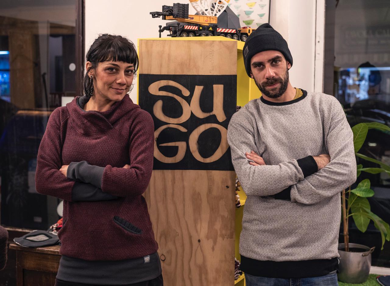 Amedeo ed Esia Sugo