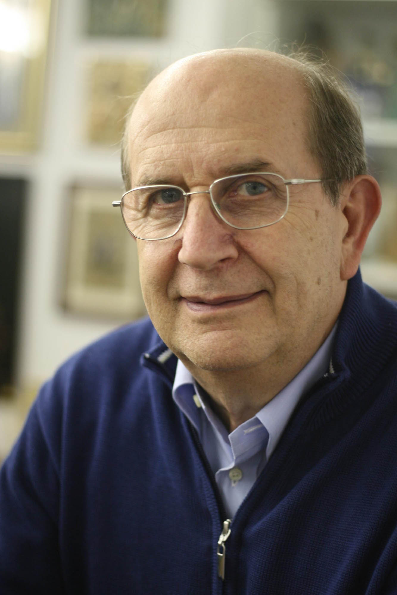 Ernesto Olivero fondatore del Sermig