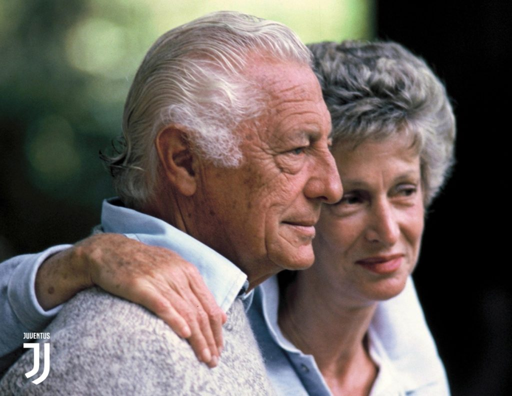 Marella e Giovanni Agnelli