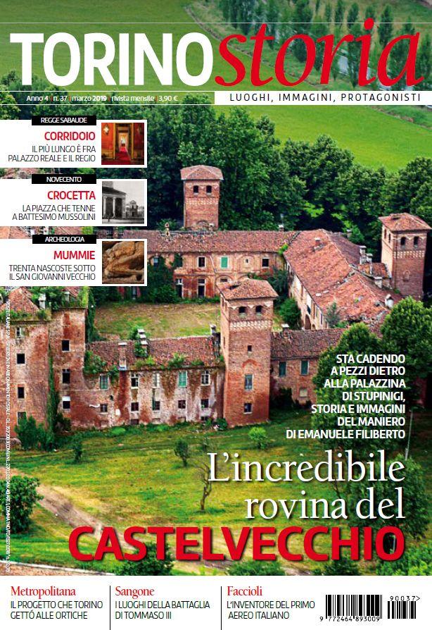 La copertina di Torino Storia Una idea per ragionare sul passato pensando al futuro