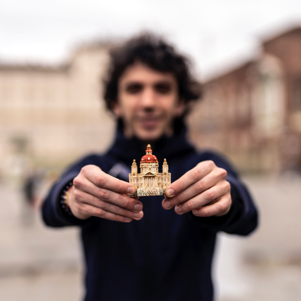 Giacomo Rosso e la Basilica di Superga
