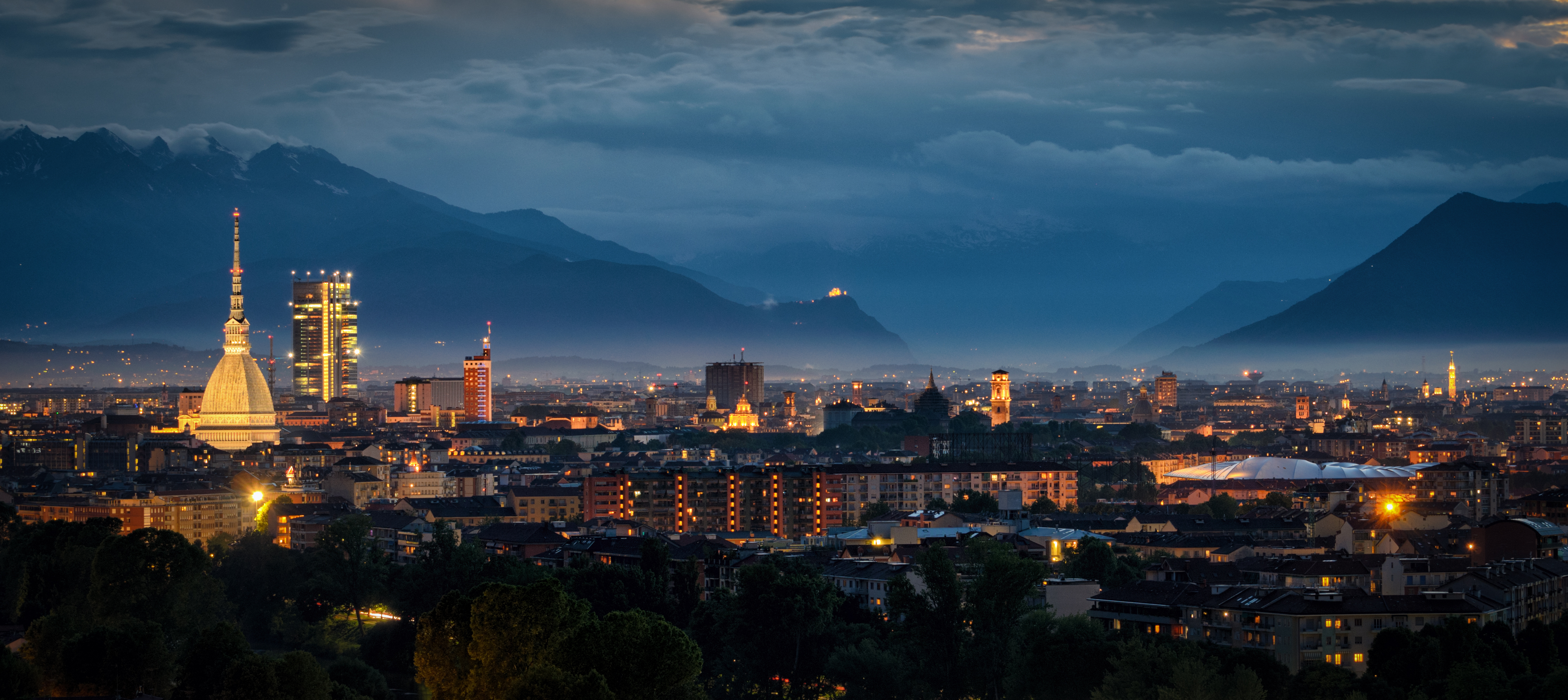 Robusta Taurinorum: skyline di una città in cera di riscatto