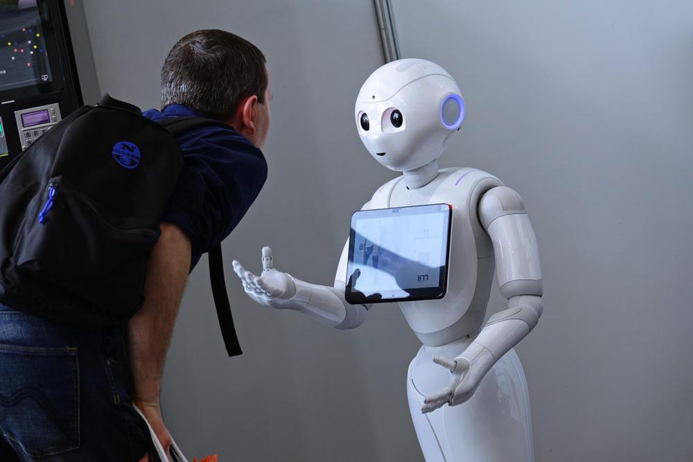 Il robot Pepper e la responsabilità in 23 parole chiave